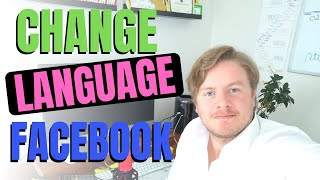 How To Change Language On Facebook On Phone