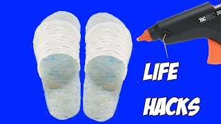 3 fantastic things can be made with hot glue gun - life hacks(3 fantastic things can be made with hot glue gun - life hacks Other videos: How to make a mini soldering with cheap lighter: youtu.be/XKF9-mKTq7M How to ..., 2016-06-22T14:20:52.000Z)