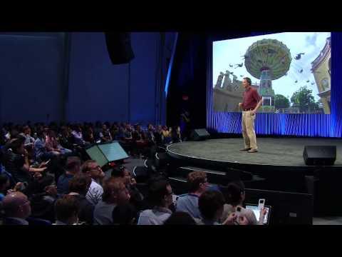 Michael Abrash Keynote from F8 2015