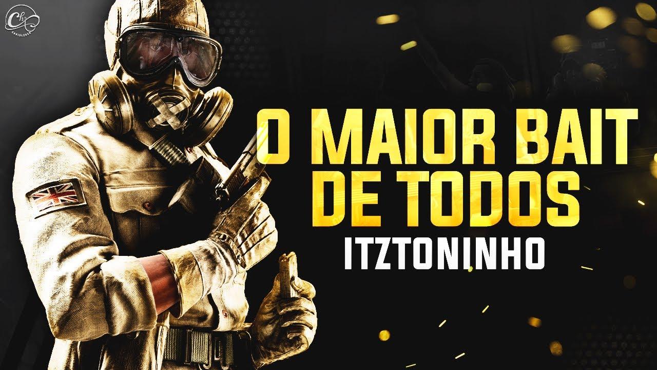 O MAIOR BAIT DE TODOS l R6-PS4 l iTzToninho #GoRvP