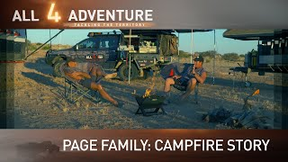 Page Family: Campfire Story - Deleted Scene ► All 4 Adventure TV