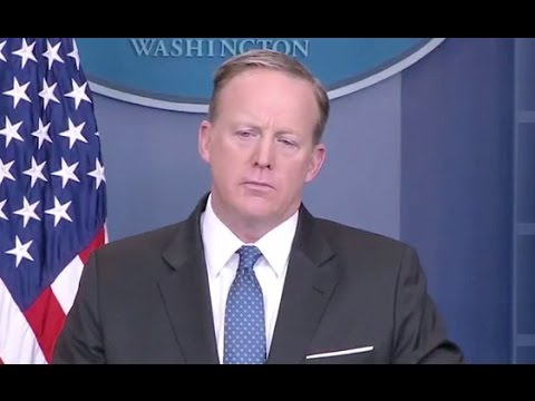 Spicer:Costs Of Trump