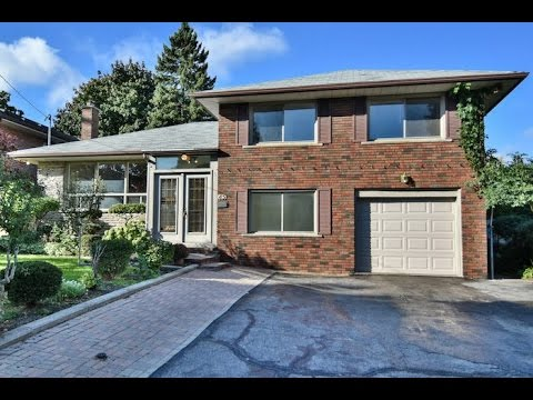 45 Landfair Cres Toronto Open House Video Tour