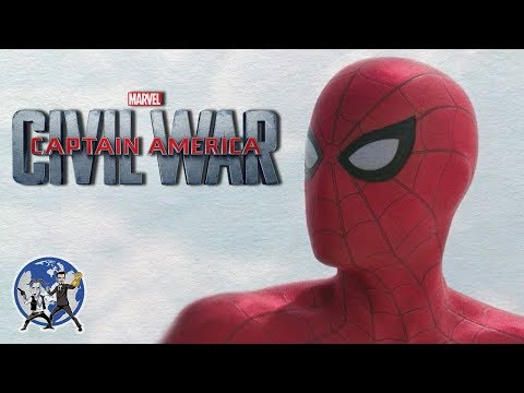 Civil War Spider-Man - The Weekly Planet Feature
