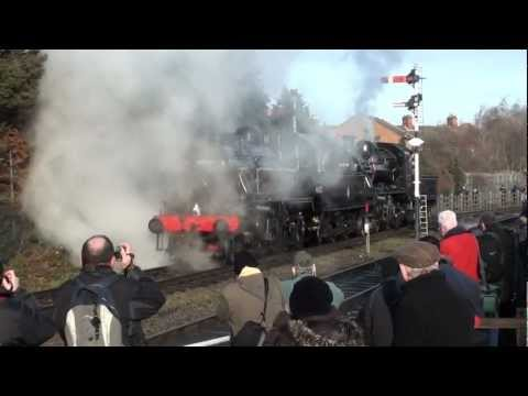 Great Central Railway Winter Gala in January 2012. The Big One