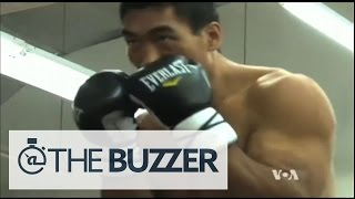 6-foot 11-inch Chinese Boxer To Make Pro Debut - @TheBuzzeronFOX