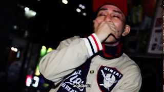YouTube動画:KEN THE 390 - ガッデム!! TOKYO ver. ft. CHERRY BROWN,晋平太,AKLO (Official Video)