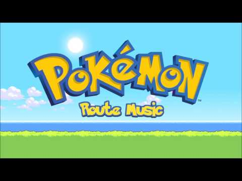 1 Hour of Pokemon Route Music