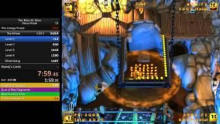 Pac-Man All-Stars Story Mode Easy Speedrun in: 45:00