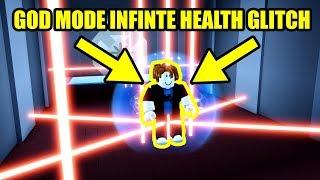 CRAZY GOD MODE INFINITE HEALTH GLITCH | Roblox Jailbreak
