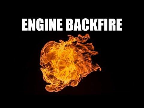 Why Do Cars Backfire?
