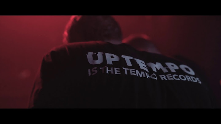 official aftermovie  uptempo is the tempo  24052017  club rodenburg  beesd nl