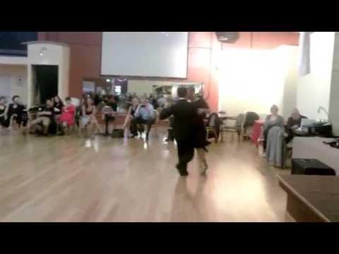 Argentine Tango Amazing Milonga Dance Ivan Terrazas & Sara Grdan 9-25-2014  www.tangonation.com