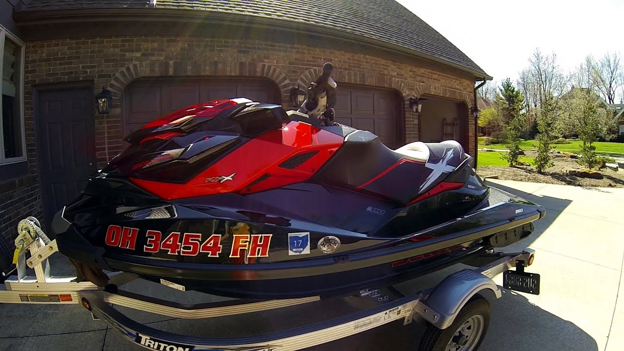 Gopro Buying A 2014 Seadoo Rxp X 260 Youtube