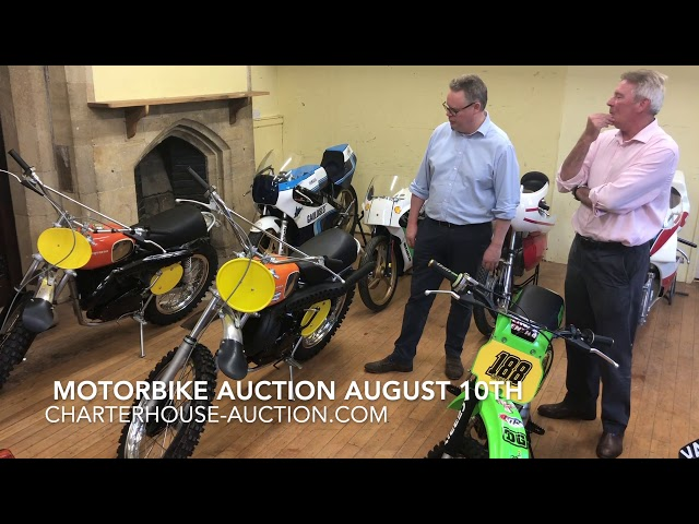 What is in the Auction on August 10th?