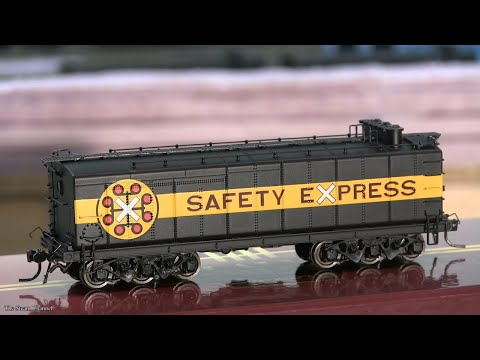 Review: Broadway Limited Imports Auxiliary Water Tenders