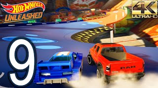 Hot Wheels Unleashed PC 4K Walkthrough - Part 9 - City Rumble