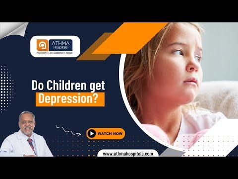 குழந்தைகளுக்கு மனச்சோர்வு நோய் வருமா ? | Depression in Children | Dr.K.Ramakrishnan | Athma Hospital