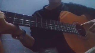 Thật bất ngờ - Trúc Nhân (Guitar solo)