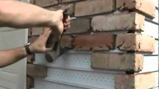 How To Replace Vinyl Siding with Real Brick