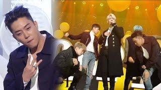 《Goodbye Stage》 SECHSKIES (젝스키스) - THREE WORDS (세 단어) @인기가요 Inkigayo 20170101