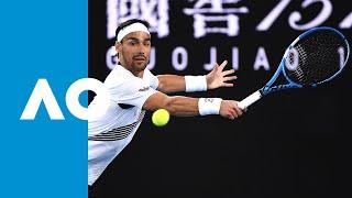 Jordan Thompson vs. Fabio Fognini - Match Highlights (2R) | Australian Open 2020