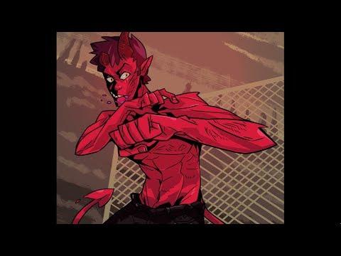 Monster prom- fight Damien ending |
