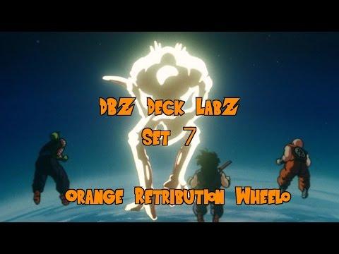 [DBZ Deck LabZ] Set 7 Orange Retribution Wheelo