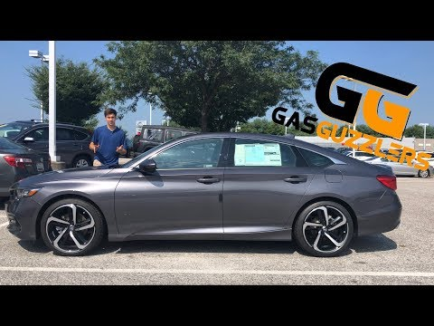 2019 Honda Accord 2.0T Sport Review