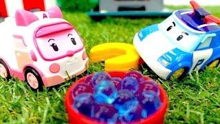 Coches para niños - Ambulancia - Camión de bomberos - Coche de policia - Visita al Hospital