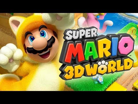 Super Mario 3D World - First Ending and Star World