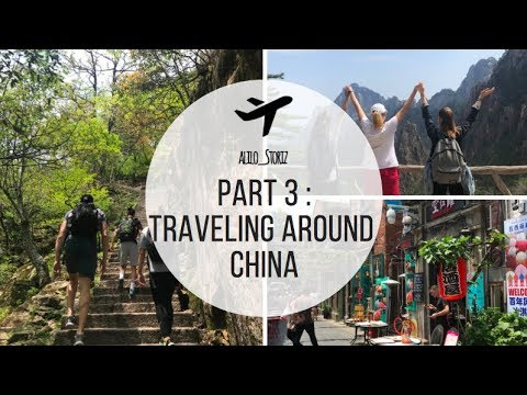 PART III : Traveling around China with Brest Business School