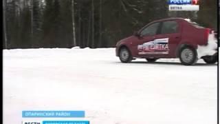 Дорога Альмеж-Скрябино (ГТРК Вятка)
