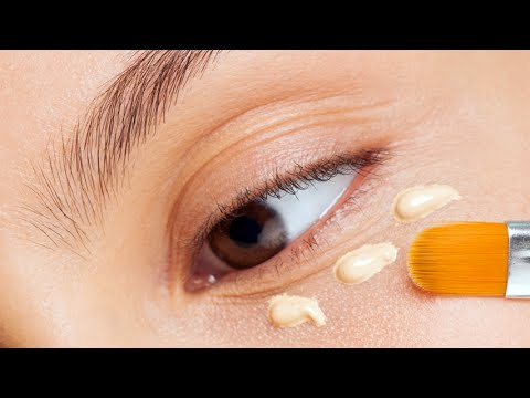 Eye Makeup: How to Stop Concealer from Creasing