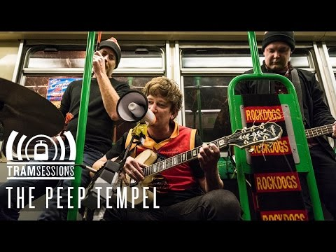 The Peep Tempel - Rayguns | Tram Sessions