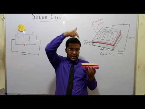 solarcell semiconductor physics 12
