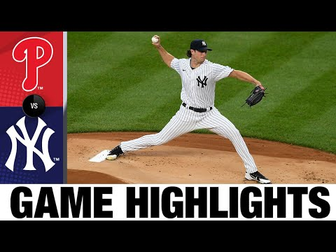 Homers-lead-Yankees-to-6-3-win-Phillies-Yankees-Game-Highlights-832020