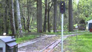 Automatic Block Signal System Test