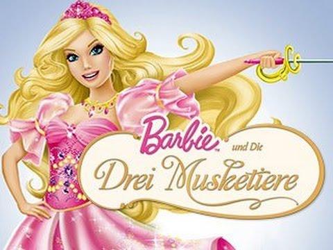 Barbie und die drei Musketiere   ganzer Film auf Deutsch youtube