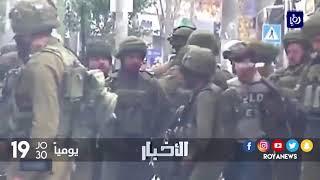 الاحتلال يفرج عن الطفل فوزي الجنيدي بكفالة مالية - (28-12-2017)