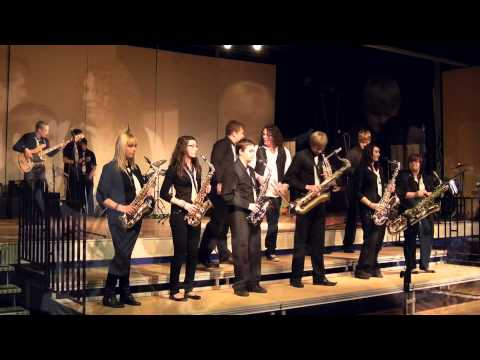 Garforth Jazz Rock Band Music For Youth Garforth Academy - The Chicken