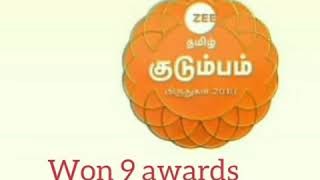 Sembaruthi Love BGM and 9 Awards winning WhatsApp status video