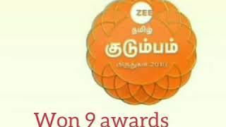 Sembaruthi Love BGM and 9 Awards winning WhatsApp status video