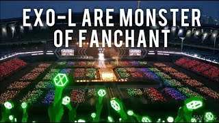 Download Video EXO-L are Monster of Fanchant? (EXO-L Amazing Fandom) MP3 3GP MP4
