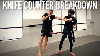 6 Counters to Knife Attacks   Anastacio Kali