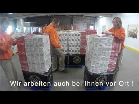 Elbe-Werkstätten - Verpackung Und Konfektionierung In Der Außenarbeitsgruppe Darboven