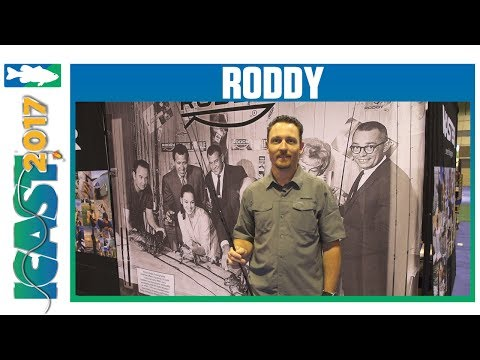 Roddy Reaper Rods  | ICAST 2017