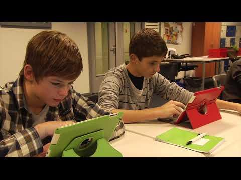 ReviusWijk - Met je iPad naar School
