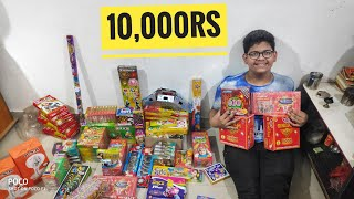 2019 Diwali stash worth 10k rs || Creator yogesh