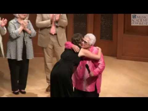 Marilyn Horne Song Competition Final Results August 4, 2016